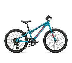 Детский велосипед Orbea MX20 Dirt 20 Blue-Red