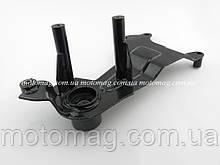 Кронштейн крепления 2-го амортизатора 12/13 колесо GY6-125/150cc (под разборной глушитель) №1