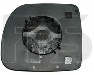 Вкладыш зеркала бокового Renault Kangoo '97-03 левый