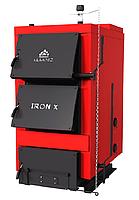 Твердотопливный стальной котёл KLIMOSZ IRON X 15 кВт (Польша)