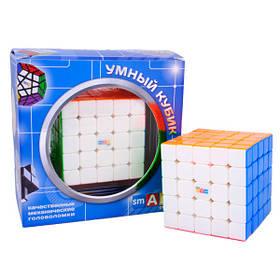Кубик Рубика Smart Cube 5x5 Stickerless с углублениями на рёберных и угловых элементах (SC504)
