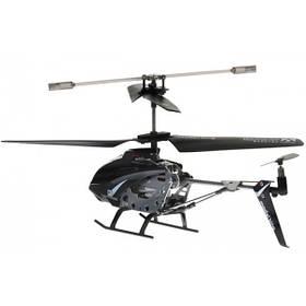 Вертолет На Радиоуправлении Для Детей King New + ИК пульт, Черный (33008B)