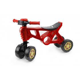Детский Мотоцикл-Беговел ORION, Красный (188R)