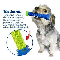 Игрушка для чистки зубов у собак Сhewbrush | Зубная щетка для собак, фото 2