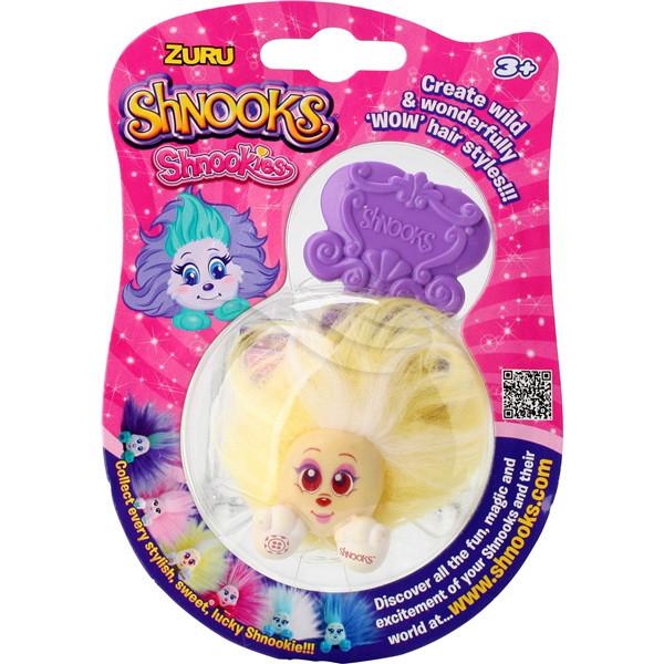 """М'яка іграшка """"Shnooks"""", з гребінцем та аксесуарами, 0212Q-SH"""