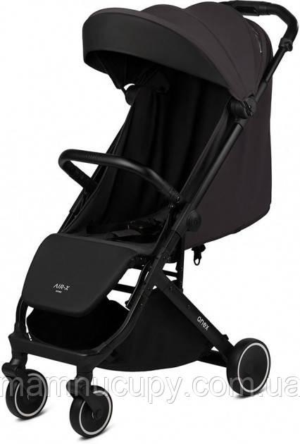 Детская прогулочная коляска Anex Air-X Ax-02 Black