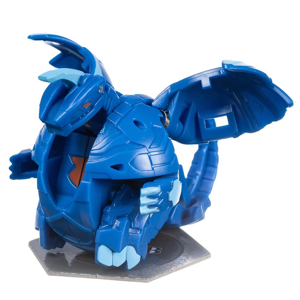 Бакуган SB601-01 Аурелиус Драгоноид синий в наборе Bakugan