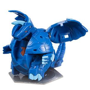 Бакуган SB601-01 Аурелиус Драгоноид синий в наборе Bakugan, фото 2