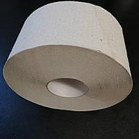 Туалетний папір Джамбо одношарова сіра
