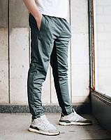 Брюки-чиносы мужские Dot зеленые, фото 1