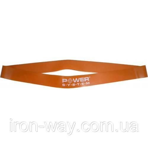Power System Стрічка-еспандер PS-4028 Light - Orange