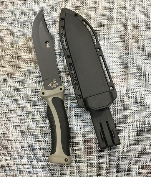 Охотничий нож GERBFR 31см / 1838В