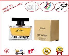 Женская парфюмированная вода Dolce & Gabbana The One Essence (Дольче и Габбана Зе Ван Эсенс) 75ml