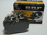 Тормозные колодки задние на Renault Trafic / Opel Vivaro с 2001... BRP (Великобритания), BRP1745