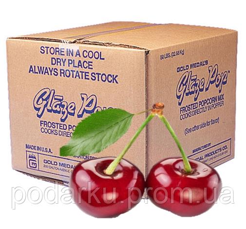 Добавка вкусовая сладкая Glaze Pop США Вишня  (1 кг)