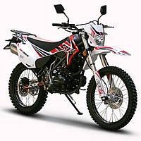 Мотоцикл Skybike CRX 200 (21-18) Черно-красный, фото 1