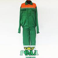 Костюм робочий (куртка і напівкомбінезон), (пошиття спецодягу під замовлення)