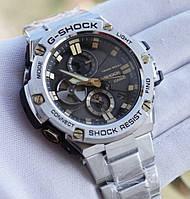 Часы Casio G-SHOCK GST-B100D-1A9ER Bluetooth, фото 1