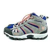 Демисезонные ботинки на мальчика Columbia Коламбия р 26