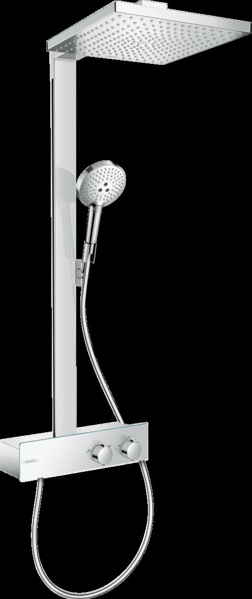 Душова система HANSGROHE Raindance E 300 1jet Showerpipe 350 ST, 27362000