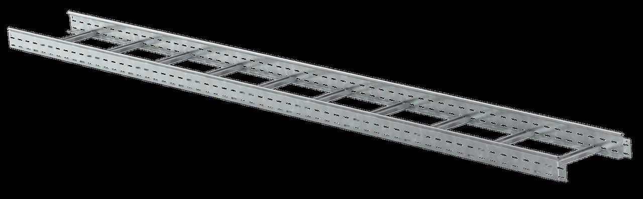 Лоток лестничный 50х200х3000, 1,2 мм IEK (LLK1-050-200)