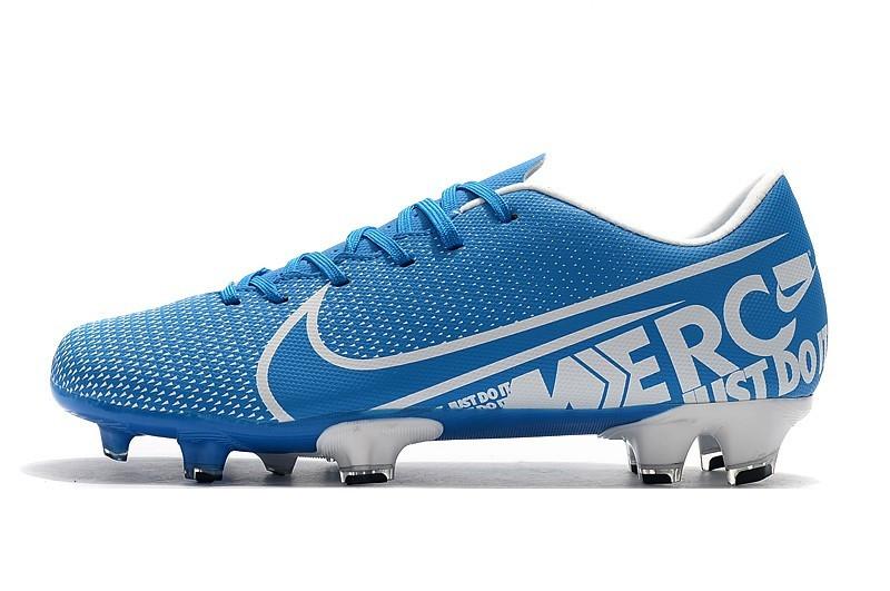 Бутсы Nike Mercurial Vapor XII FG blue
