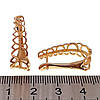 Серьги Xuping из медицинского золота, позолота 18К, 24316       (1), фото 3