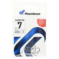 Крючок Hayabusa H.SDE198BN №8 (10шт) (крючок № 8)
