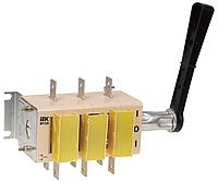 Выключатель-разъединитель ВР32И-35В31250 250А съем.рук. IEK (SRK21-111-250)