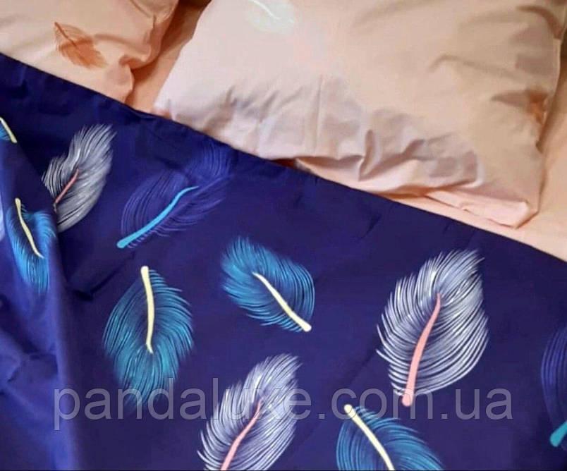 Постільна білизна, гарний двоспальний комплект Жар-птиця, фото 2