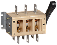 Выключатель-разъединитель ВР32И-37А70220 400А на 2 напр. без ДГК IEK (SRK01-200-400)