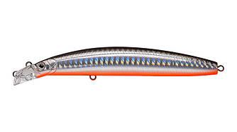 Воблер Strike Pro Top Water Minnow Long Casting 110 плавающий 11см 21,4гр загл. 0,1м - 0,7м#A70-713