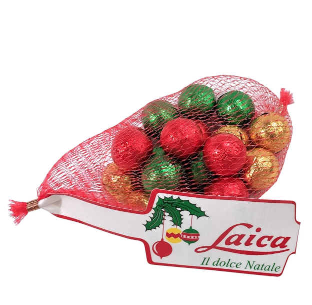 Laica Шоколадні кульки, молочний шоколад, набір 100г,