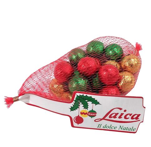 Laica Шоколадні кульки, молочний шоколад, набір 100г,, фото 2