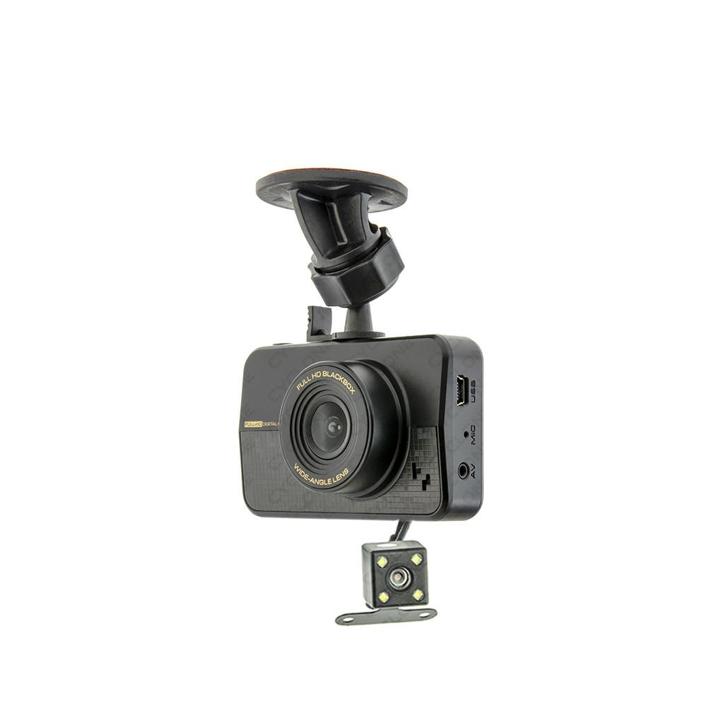 Видеорегистратор DVH-47 DUAL FullHD (1920x1080)
