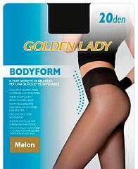 Колготи bodyform 20den,melon,ТМ Colden Lady,4L