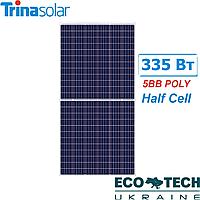 Солнечные батареи Trina Solar TSM-PE14H 335 Вт, 5BB, Half Cell