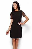 S, M, L | Літнє коктейльне плаття з сіточкою Shanhai