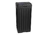 Контейнер для сміття Keter Baltimore Waste Bin 125 L, фото 7