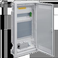 Щит 3х-рядный скрытого монтажа для медийных разводок слаботочный Volta Hager (VU36NWB)