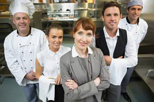 Спецодежда для персонала, ресторанный текстиль