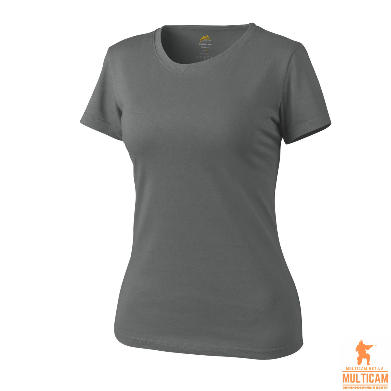 Футболка жіноча Helikon-Tex® women's T-Shirt - Темно-сіра