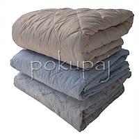 Одеяло летнее облегченное двуспальное 180*210 микрофибра
