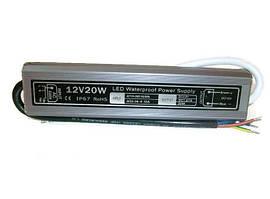 Блок питания 12V 20W- 1.67A-MF-20-12