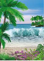Фотообои на бумажной основе  Арт-Декор  Аромат океана 194х134 см  2000000451305
