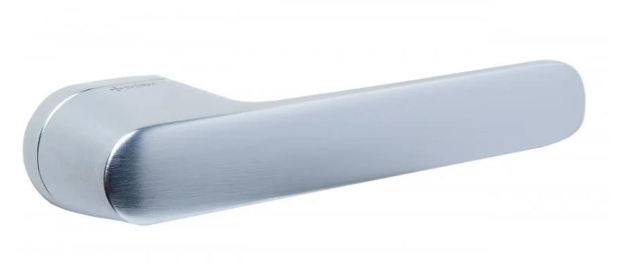 Ручки дверные System AKIK RO16 CBMX матовый хром браш