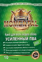 Клей обойный Дивоцвіт  Моментал Клей 200 гр Зеленый  Прозрачный 2000000287751