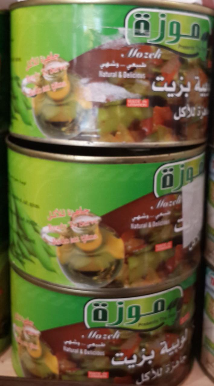 Черноглазая фасоль в соусе, 430 гр