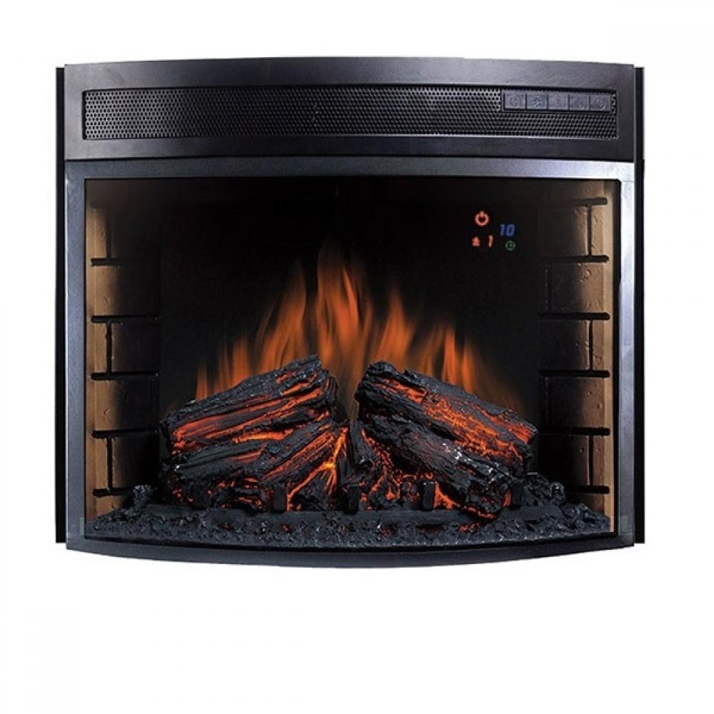 Электрокамин Royal Flame Dioramic 33W LED FX эффект мерцающих дров со звуком с таймером и управлением по Wi-Fi
