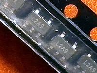 APL3512A [L2Ax] SOT23-5 - Power-Distribution Switches with Soft Start - силовой ключ с плавным стартом